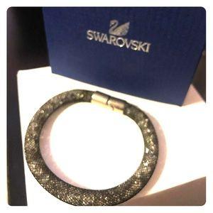 Single Swarovski stardust bracelet